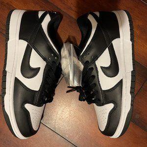 Nike Dunk black white panda